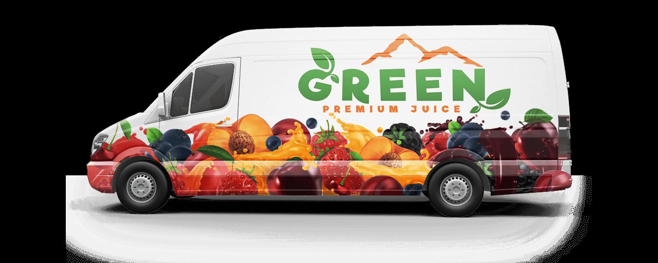 Green juice kombi